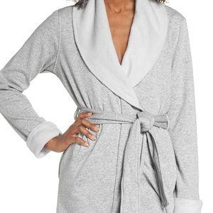 UGG Blanche Ii Robe Size XL Gray